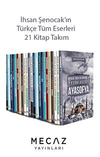 İhsan Şenocak'ın Türkçe Tüm Eserleri 21 Kitap Takım